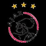 Ajax Logo inclusief sterren